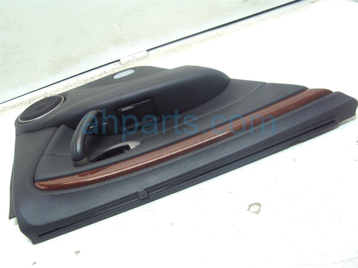 2008 Acura RL Trim liner Rear driver DOOR PANEL COMPLETE black 83751 SJA A15 83751SJAA15 Replacement