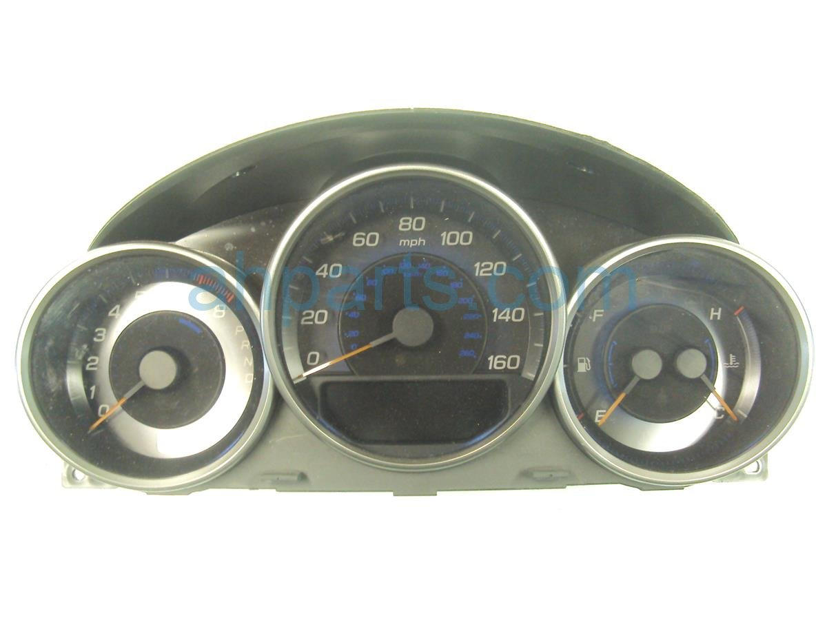2008 Acura RL Instrument Gauge Speedometer Cluster 180k 78120 SJA A43 Replacement