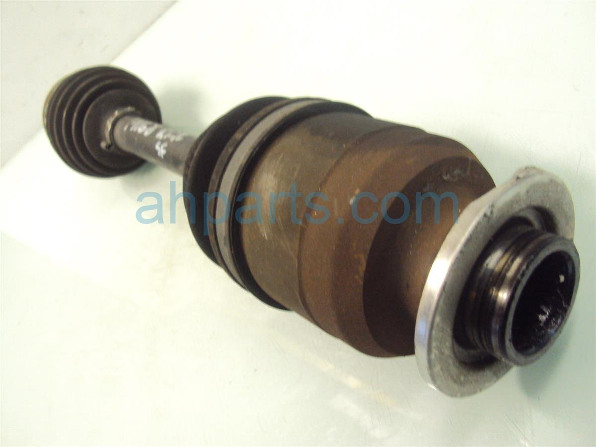2008 Acura RL Rear Driver Axle Shaft 42311 SJA 003 Replacement