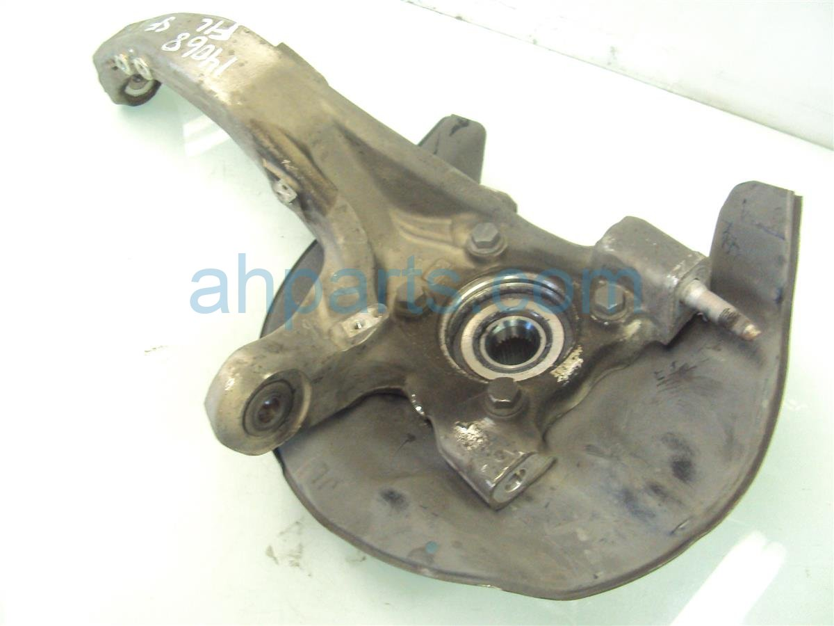 2008 Acura RL Hub Front driver SPINDLE KNUCKLE 51215 SJA 010 51215SJA010 Replacement