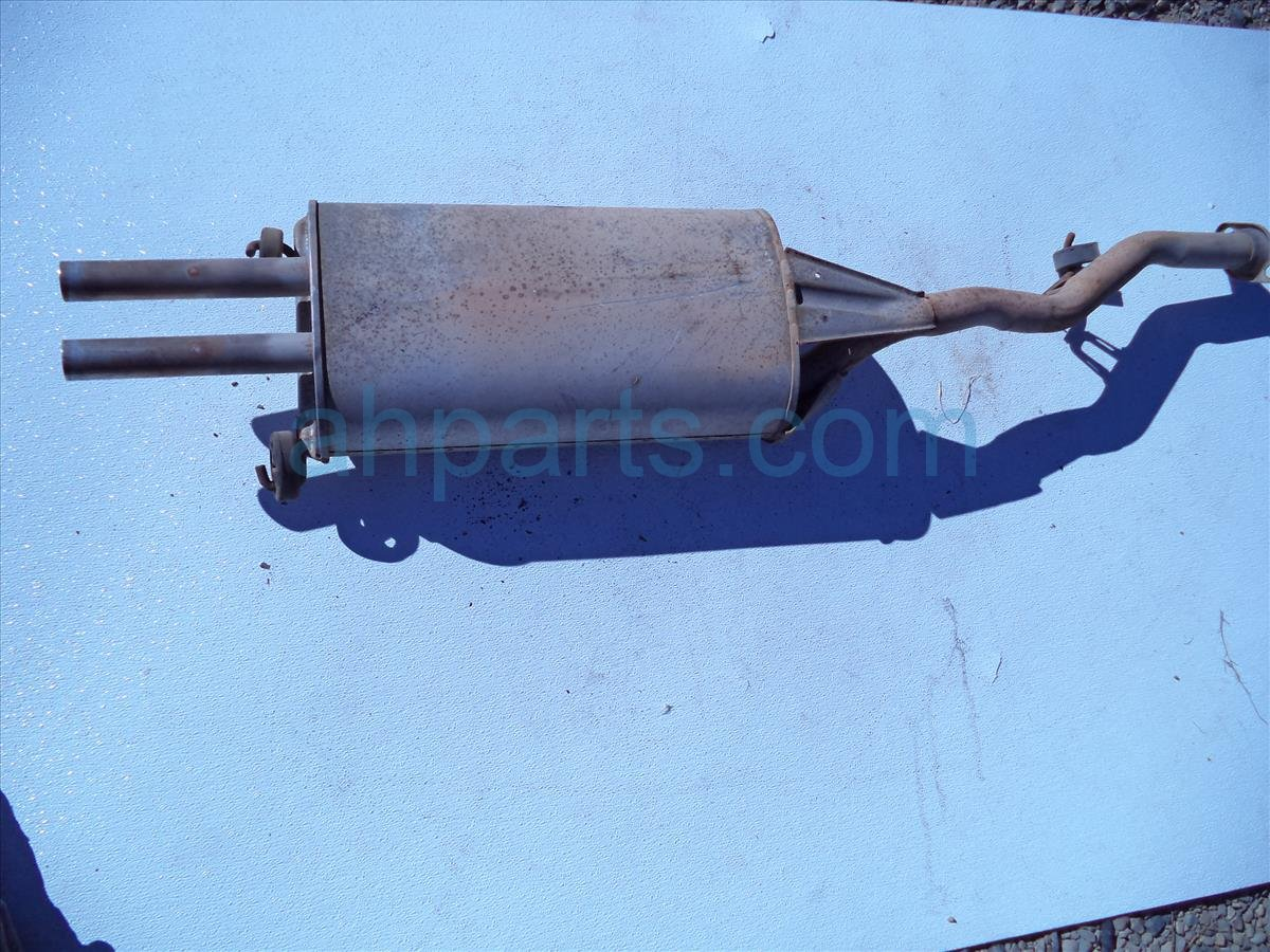 1997 Honda Accord EXHAUST MUFFLER has rust Replacement