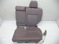 2013 Honda CR V Rear back 2nd row 2ND ROW Driver SEAT gray cloth Replacement