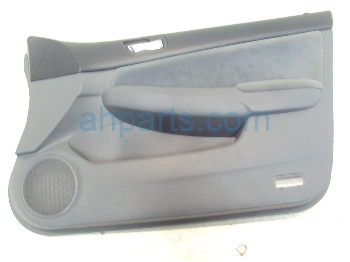 2005 Honda Accord Front passenger DOOR PANEL TRIM LINER gray 83500 SDC A41ZB 83500SDCA41ZB Replacement