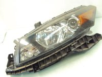 2009 Honda Accord Headlight Driver HEAD LIGHT LAMP needs buff 33150 TE0 A01 33150TE0A01 Replacement