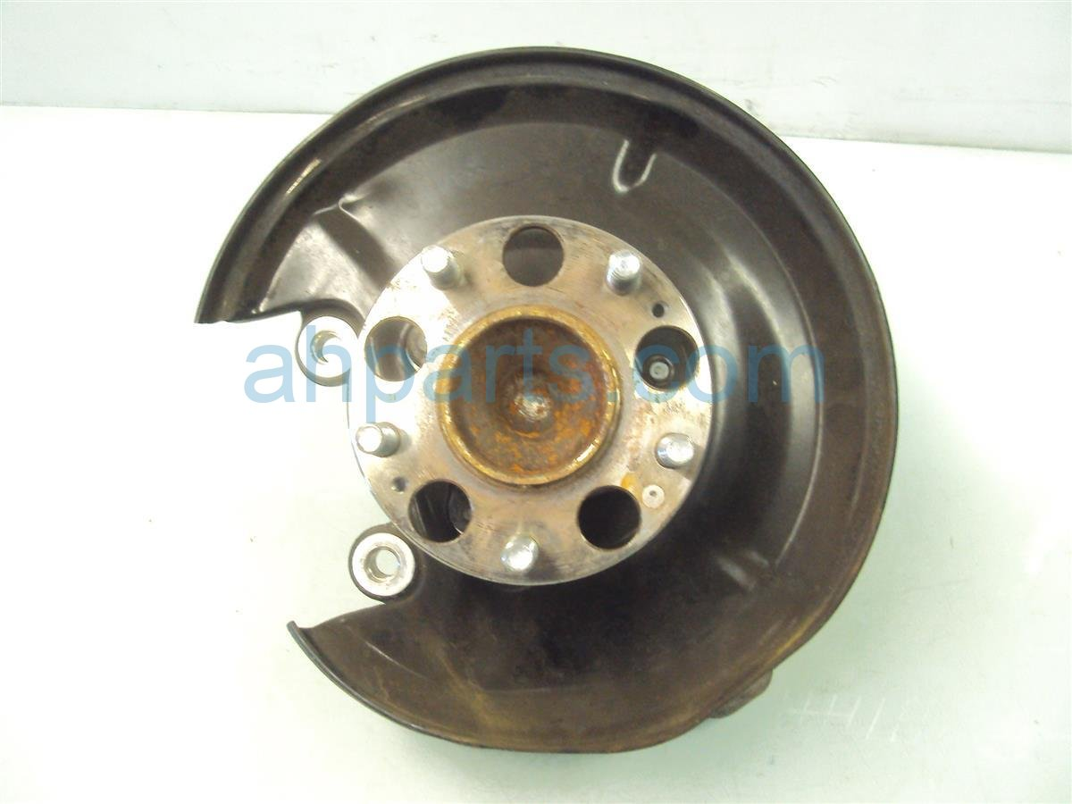 2009 Honda Accord Axle stub Rear passenger SPINDLE KNUCKLE 52210 TA0 A00 52210TA0A00 Replacement