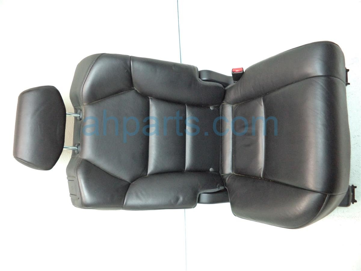 2007 Acura MDX Rear / Back (2nd Row) 2nd Row Passenger Seat Black 81321 STX A01ZA Replacement