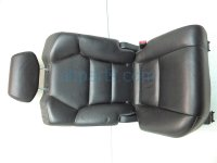 2007 Acura MDX Rear back 2nd row 2ND ROW Passenger SEAT black 81321 STX A01ZA 81321STXA01ZA Replacement