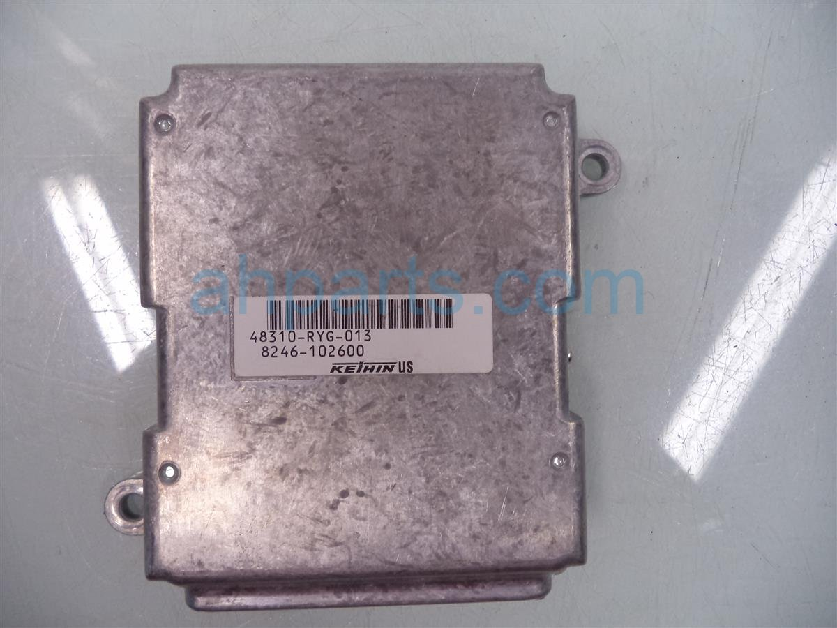 2007 Acura MDX Engine Ecu Control Module / Computer Electronic Cont Unit 48310 RYG 013( Replacement