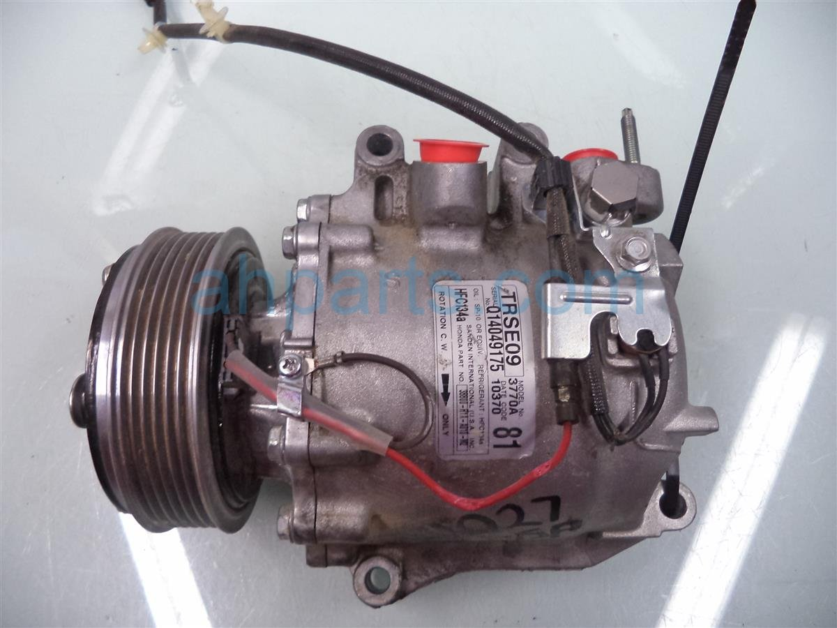 buy 2013 honda civic air pump clutch ac compressor 81519
