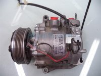 2013 Honda Civic Air pump clutch AC COMPRESSOR Replacement