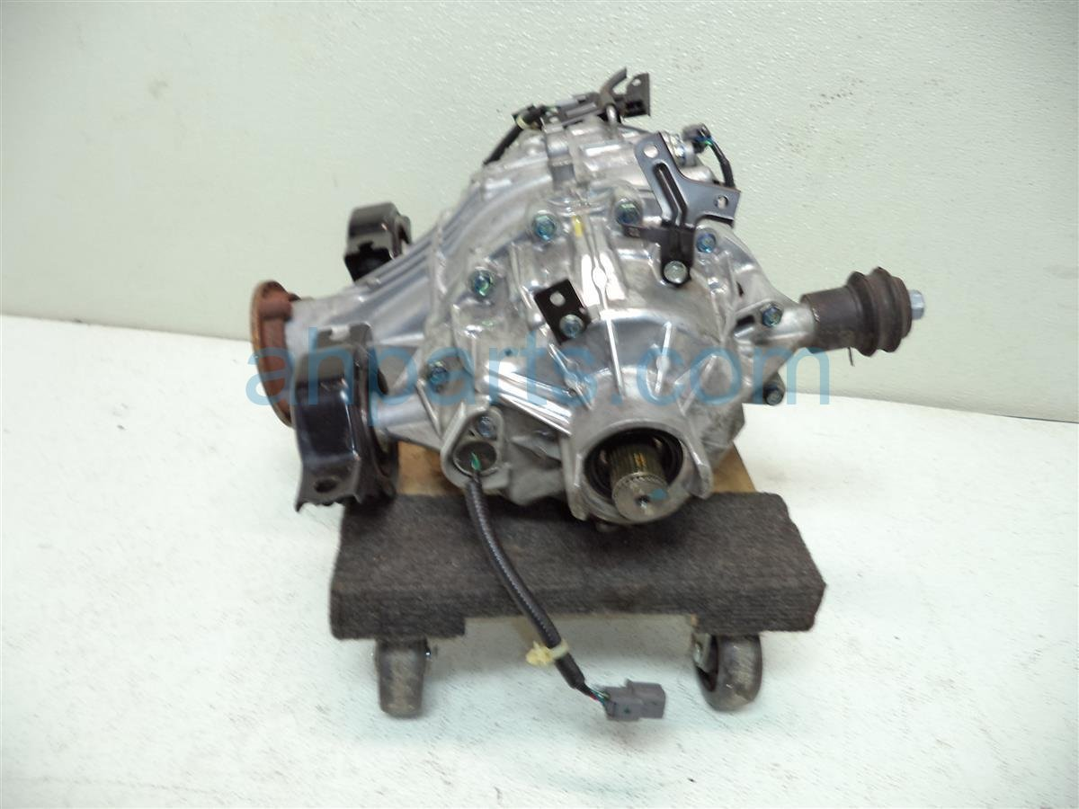 2007 Acura MDX Rear Differential 41200 RWG 080 Replacement