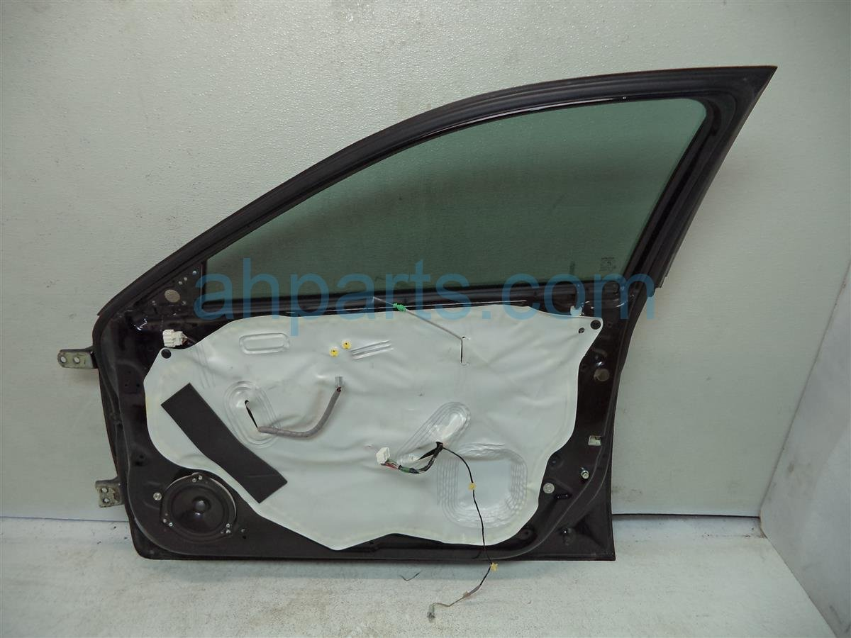 2007 Acura TL Front Passenger Door Minus Mirror And Panel 67010 SEP A91ZZ Replacement