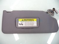 2007 Acura TL Passenger SUN VISOR gray Replacement
