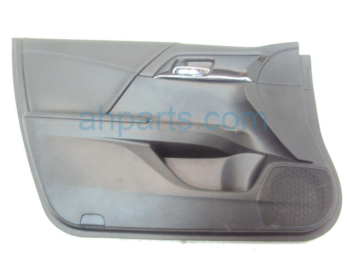 2013 Honda Accord Trim liner Front driver DOOR PANEL NO SWITCH 83552 TA5 A64ZA 83552TA5A64ZA Replacement
