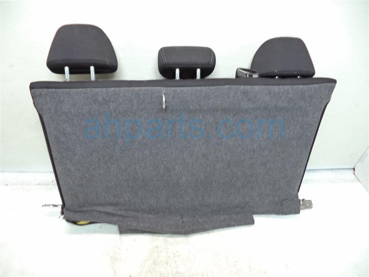 2013 Honda Accord Back (2nd Row) Rear Seats Assembly Blk Seat Replacement