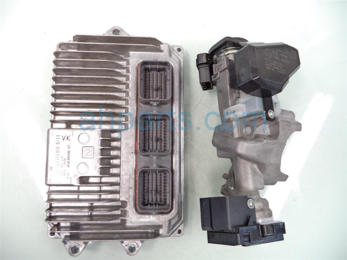2013 Honda Accord ECU Control module Engine Computer Ignition NO KEY 37820 5A3 L78 378205A3L78 Replacement