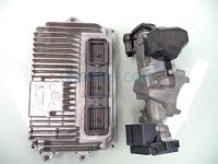 2013 Honda Accord ECU Control module Engine Computer Ignition NO KEY 37820 5A3 L78 378205A3L78 Replacement