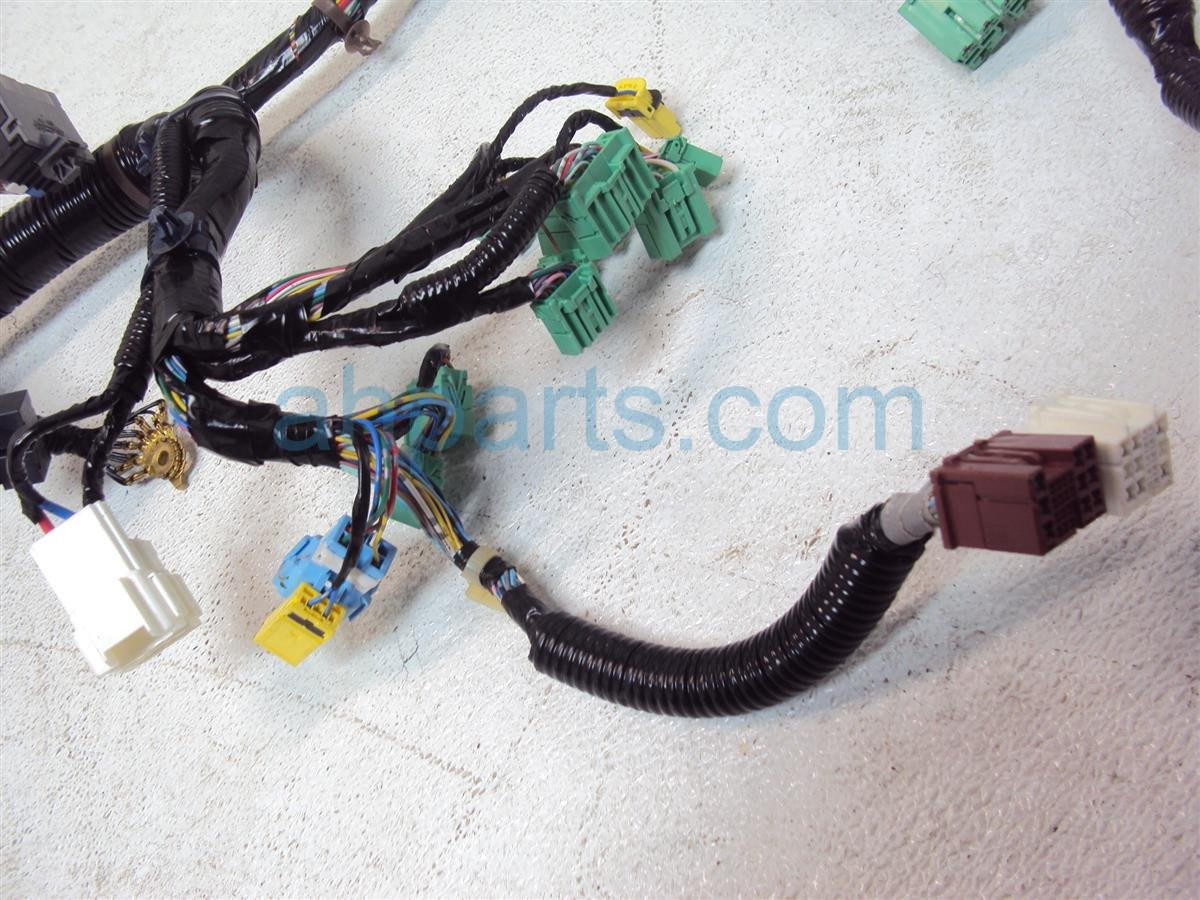 2014 Acura RDX INSTRUMENT HARNESS 32117 TX5 A00 32117TX5A00 Replacement