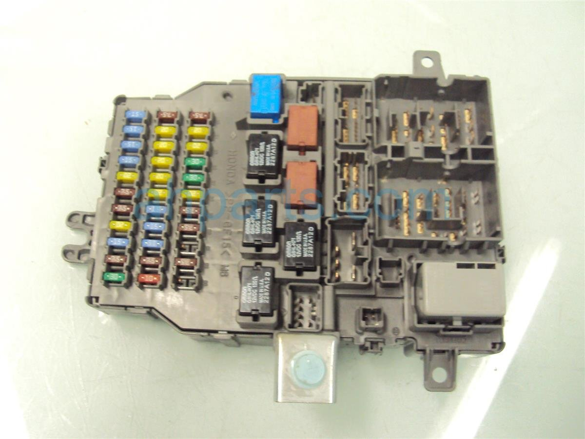 Acura TL Dash Fuse Box SEPA - 2004 acura tl dashboard replacement