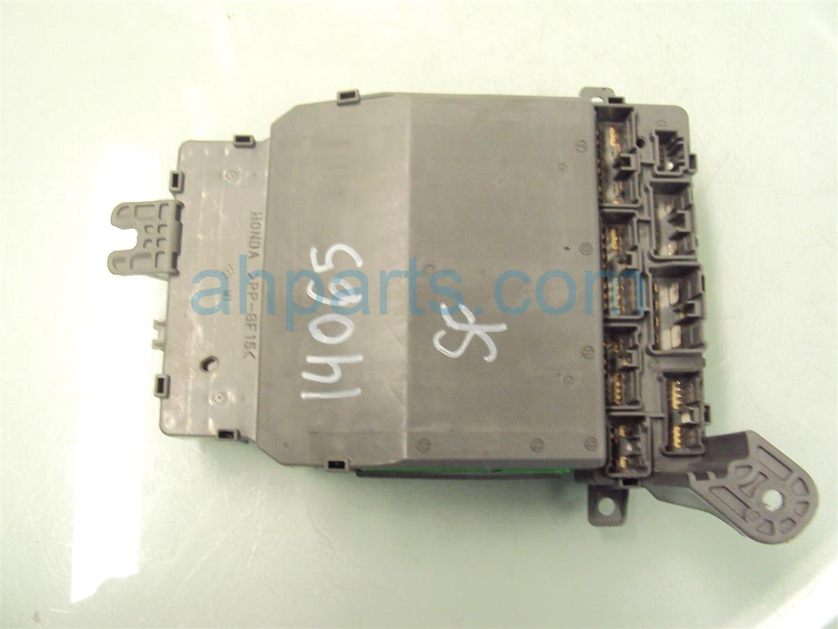 2008 Acura TL Dash Fuse Box 38200 SEP A11 Replacement