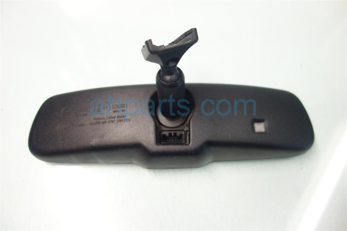 2009 Honda Accord INSIDE INTERIOR REAR VIEW MIRROR Replacement