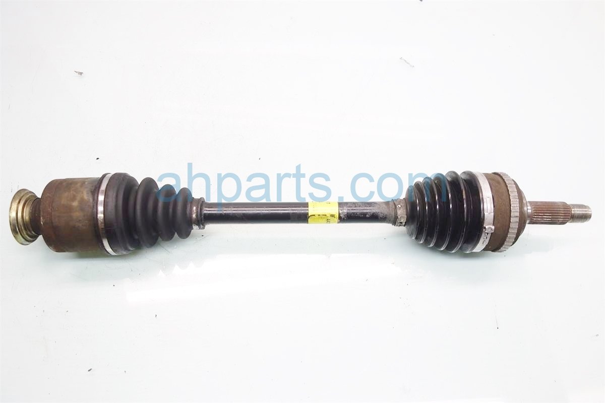 2002 Acura MDX Front passenger AXLE SHAFT Replacement