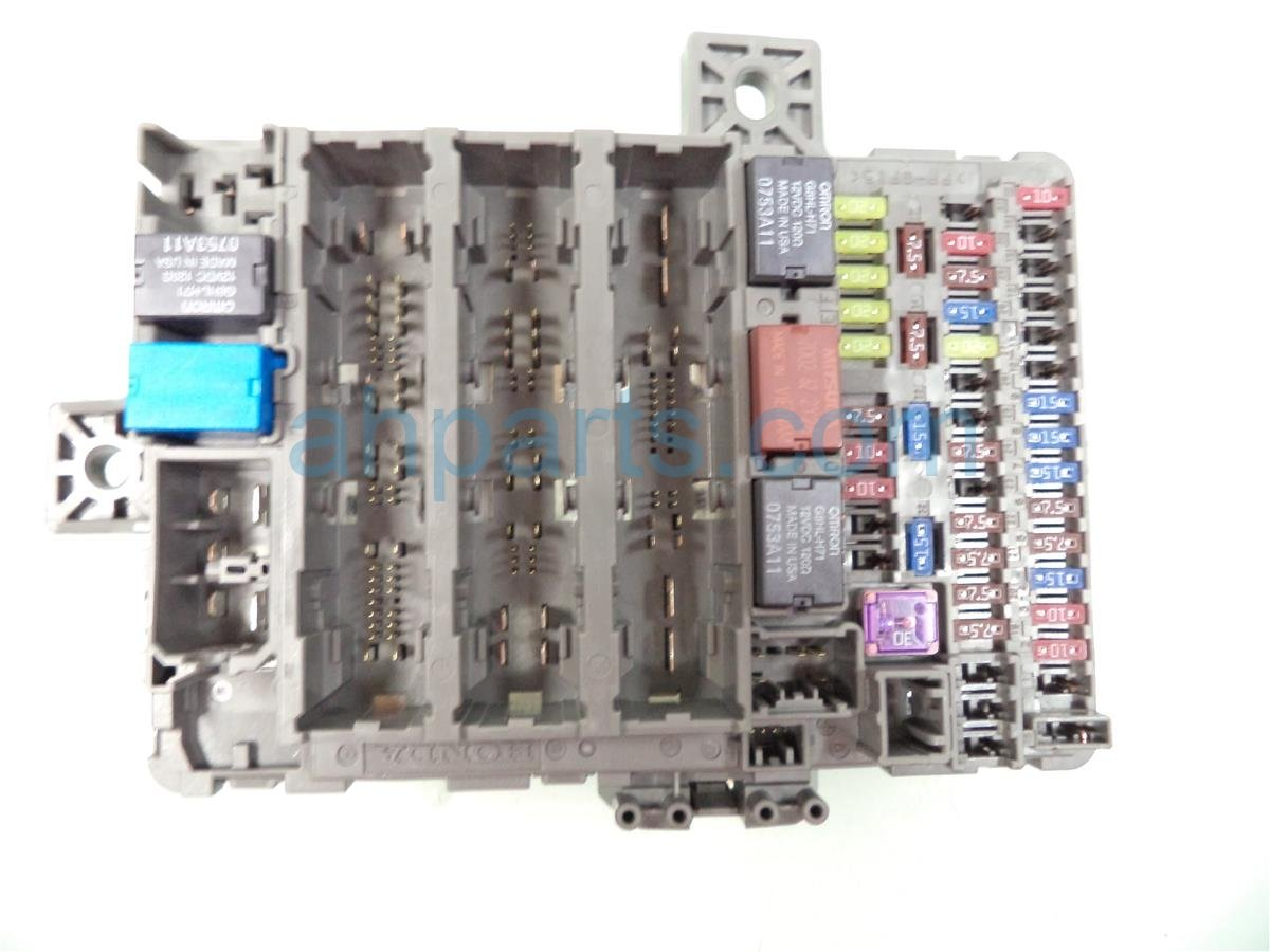 2013 Honda Civic Dash Fuse Box 38200 TR0 A22 Replacement