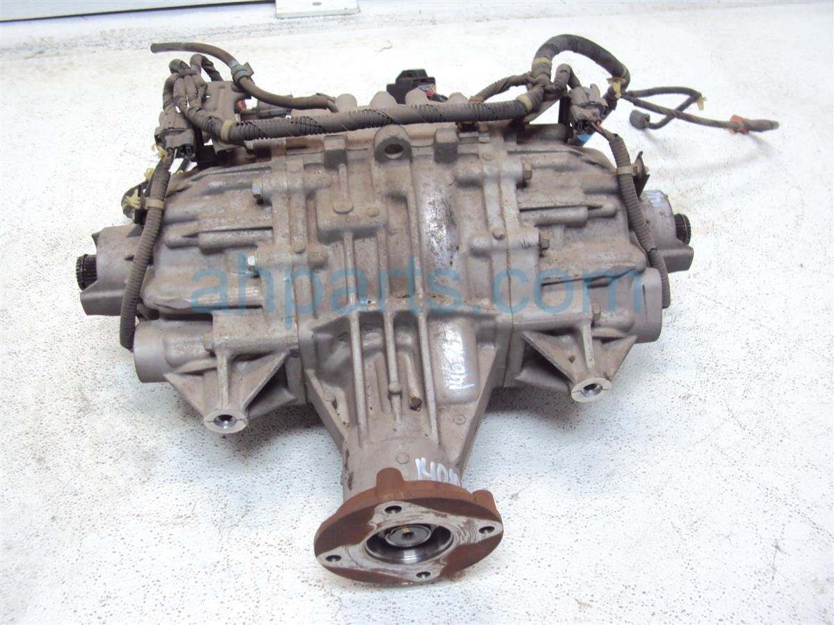 2008 Acura MDX Rear Differential 41200 RWG 080 Replacement