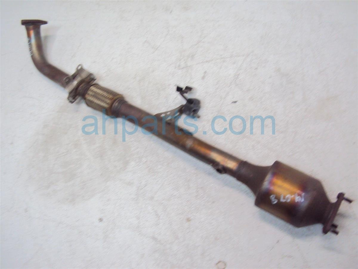 2013 Honda Accord EXHAUST PIPE A with converter Replacement