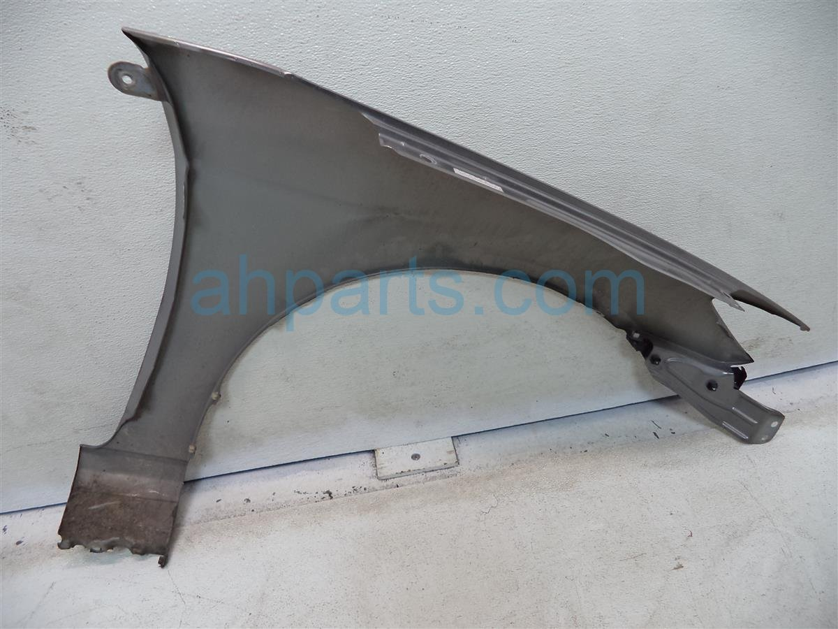 2005 Honda Civic Front Driver Fender Gray 3 Dents Replacement