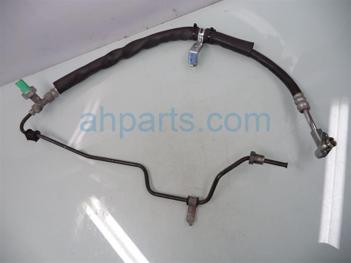 2013 Honda Accord High / Line Power Steering Pressure Hose Replacement