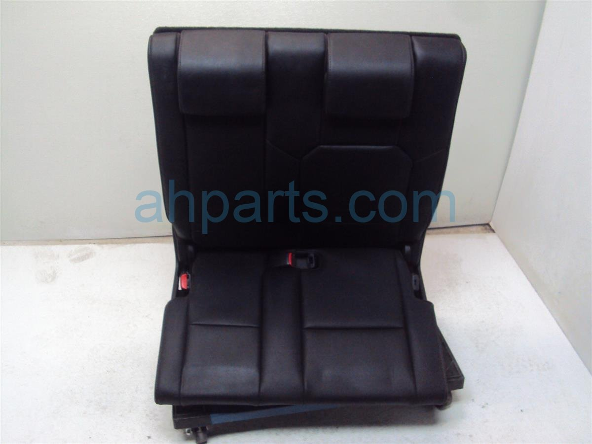 2010 Honda Pilot Rear Back 3rd row 3RD ROW Driver SEAT blk 82521 SZA A41ZB 82521SZAA41ZB Replacement