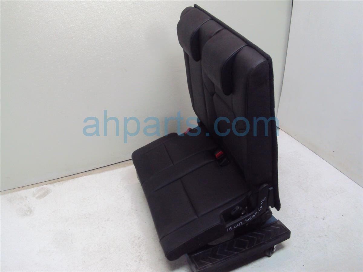 2010 Honda Pilot Rear / Back (3rd Row) 3rd Row Driver Seat Blk 82521 SZA A41ZB Replacement