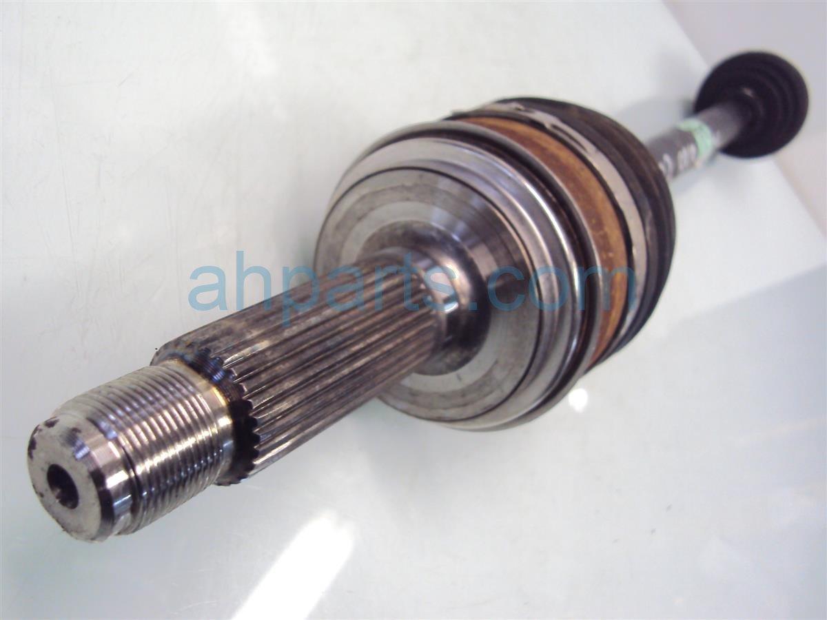 2010 Honda Pilot Rear passenger AXLE SHAFT 42310 SZA A01 42310SZAA01 Replacement