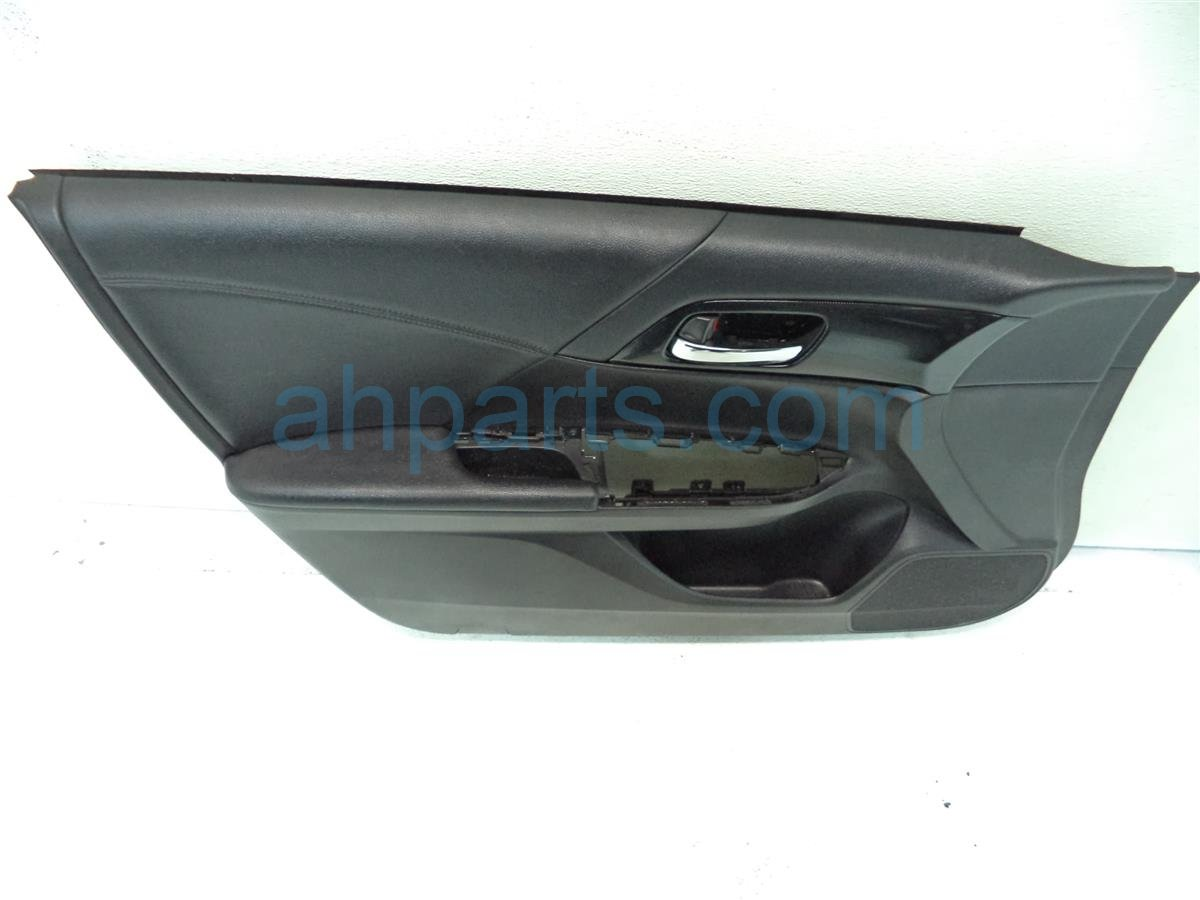2013 Honda Accord Front driver DOOR PANEL TRIM LINER Replacement