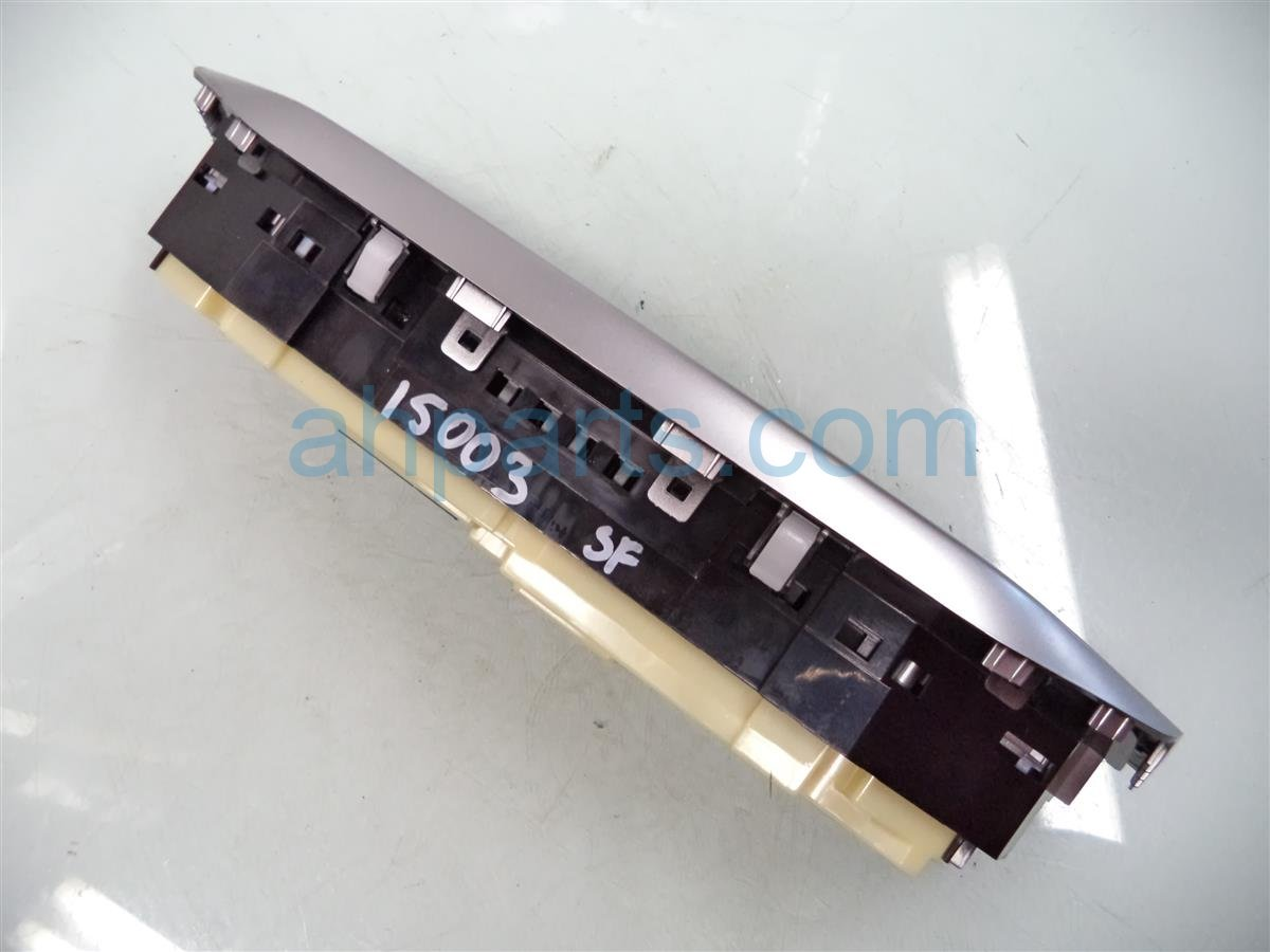 2013 Honda Accord Temperature Climate Heater/ac Control(on Dash) 79600 T2F A61ZA Replacement