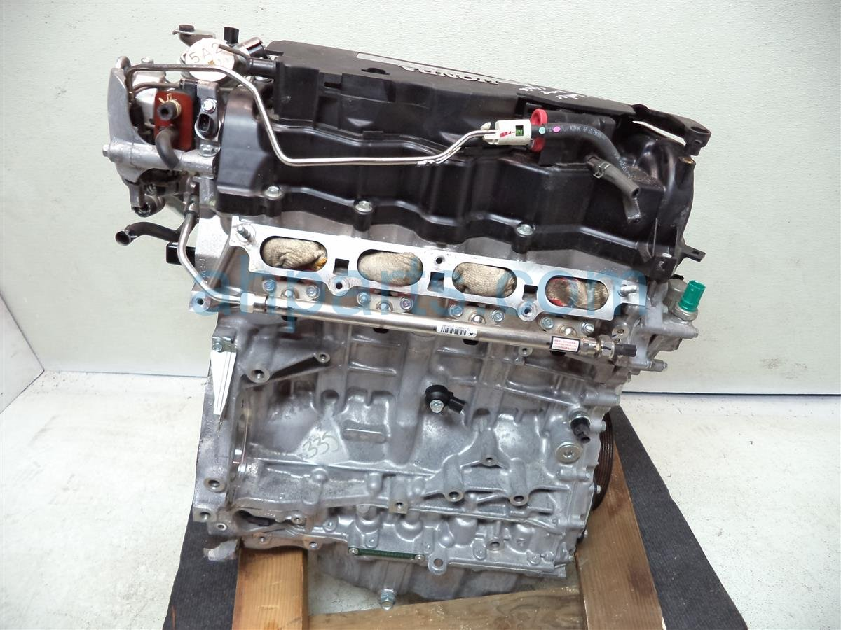 2013 Honda Accord Motor ENGINE LONG BLOCK 5K 3MW K24W1 Replacement