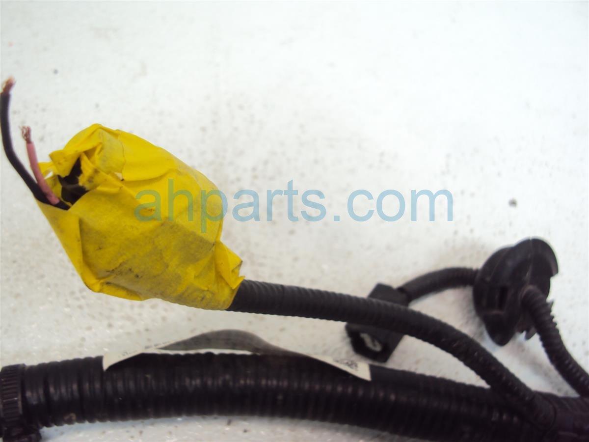 2009 Honda Accord Passenger CABIN HARNESS cut plugs 32100 TE0 A00 32100TE0A00 Replacement