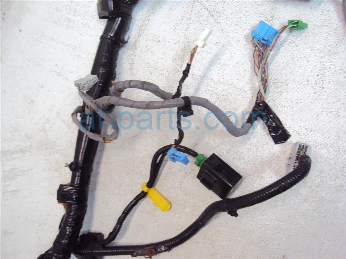 2007 Acura TL INSTRUMENT HARNESS 32117 SEP A03 32117SEPA03 Replacement