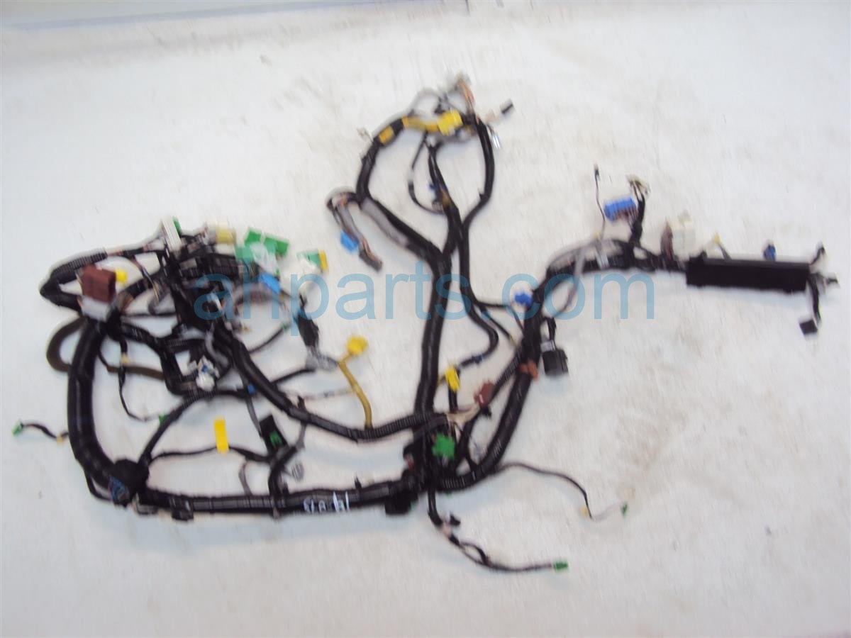 2007 Acura TL Instrument Harness 32117 SEP A03 Replacement