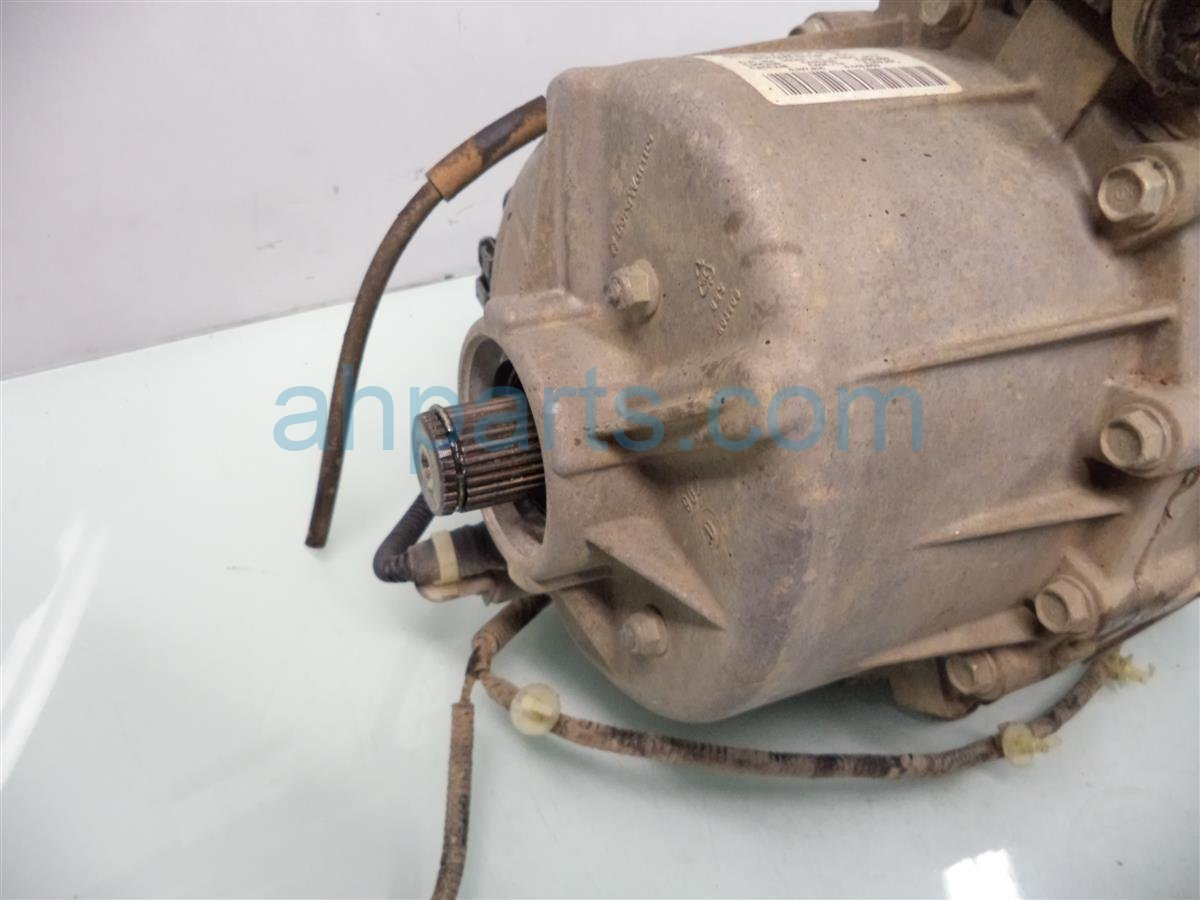 2010 Honda Pilot REAR DIFFERENTIAL Replacement