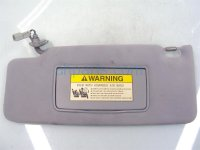 2005 Acura RL Driver Sun Visor, Indents Gray Replacement