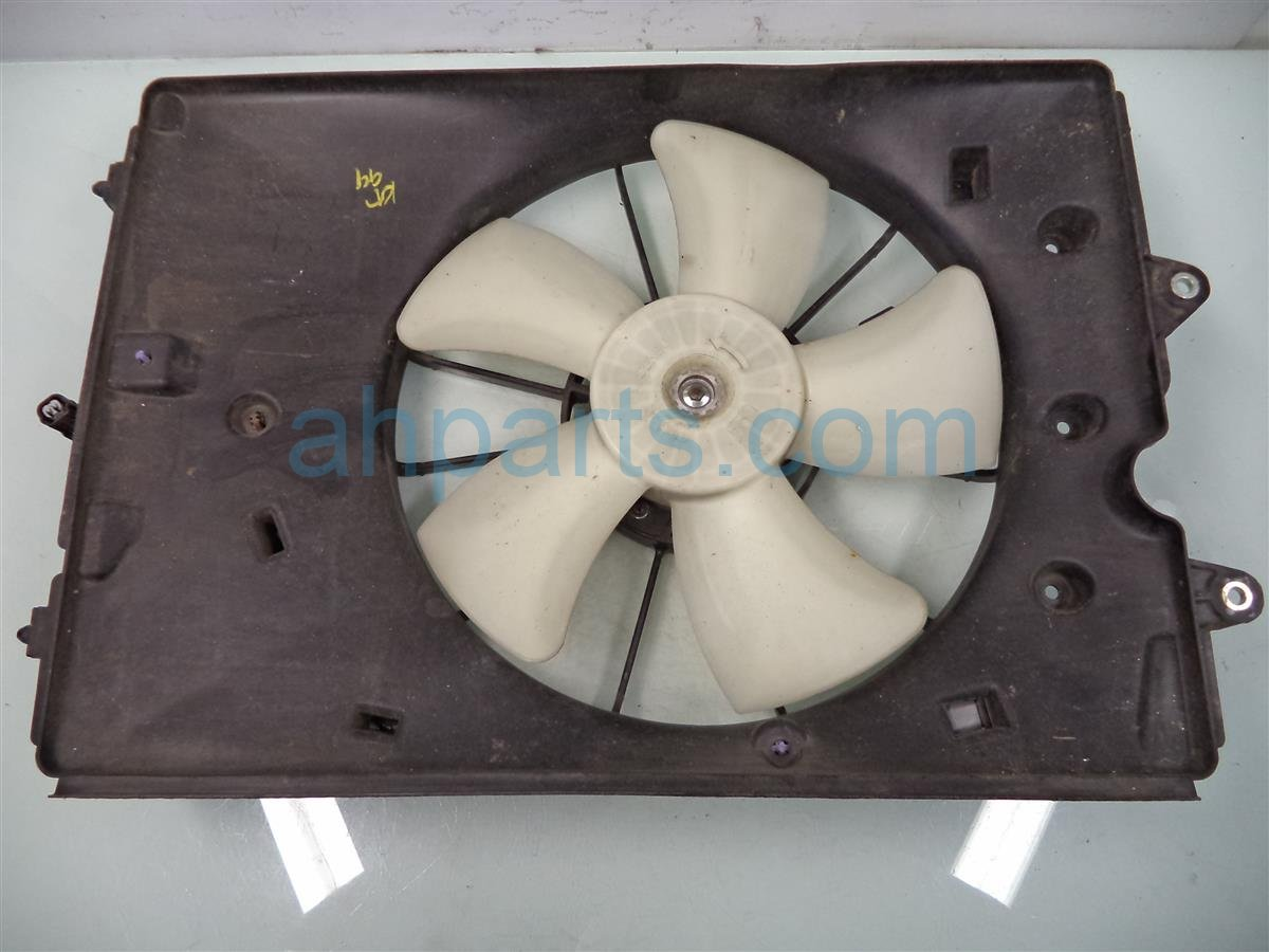 2009 Honda Pilot Cooling RADIATOR FAN ASSEMBLY 19030 RN0 A51 19030RN0A51 Replacement