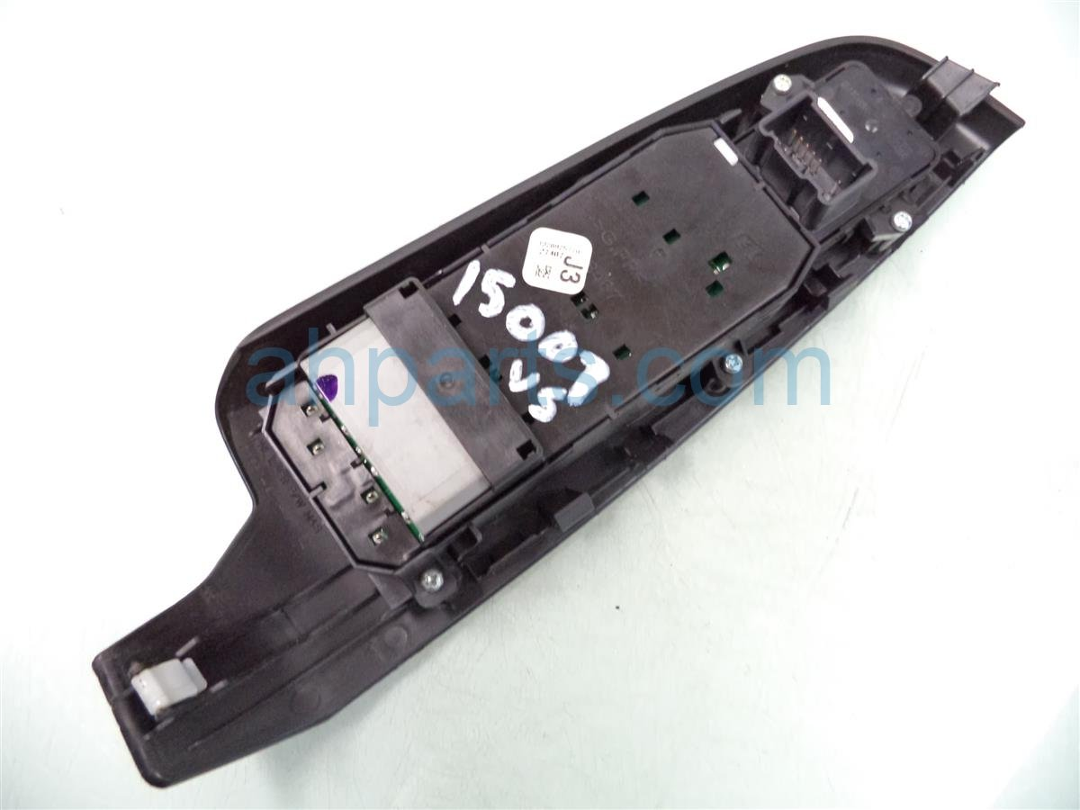 2011 Honda Civic Power MASTER WINDOW CONTROL SWITCH black 35750 SNA A21 35750SNAA21 Replacement