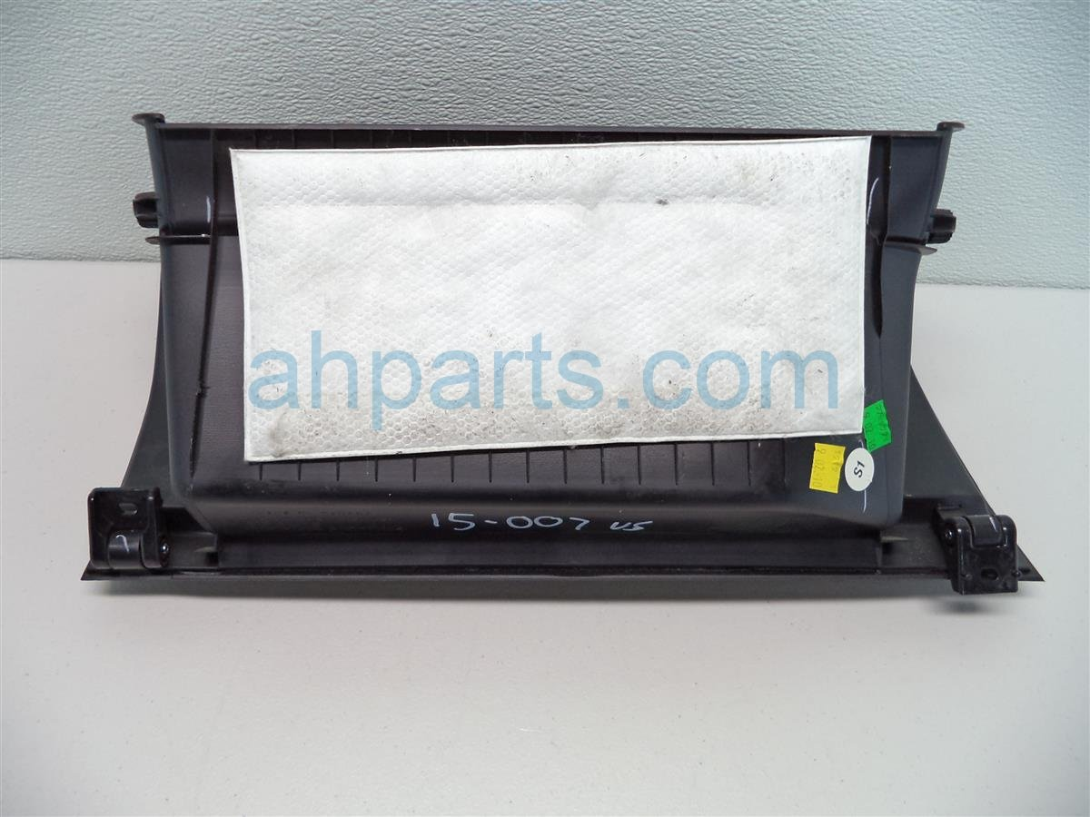 2011 Honda Civic GLOVE COMPARTMENT BOX black 77500 SNG D03ZA 77500SNGD03ZA Replacement