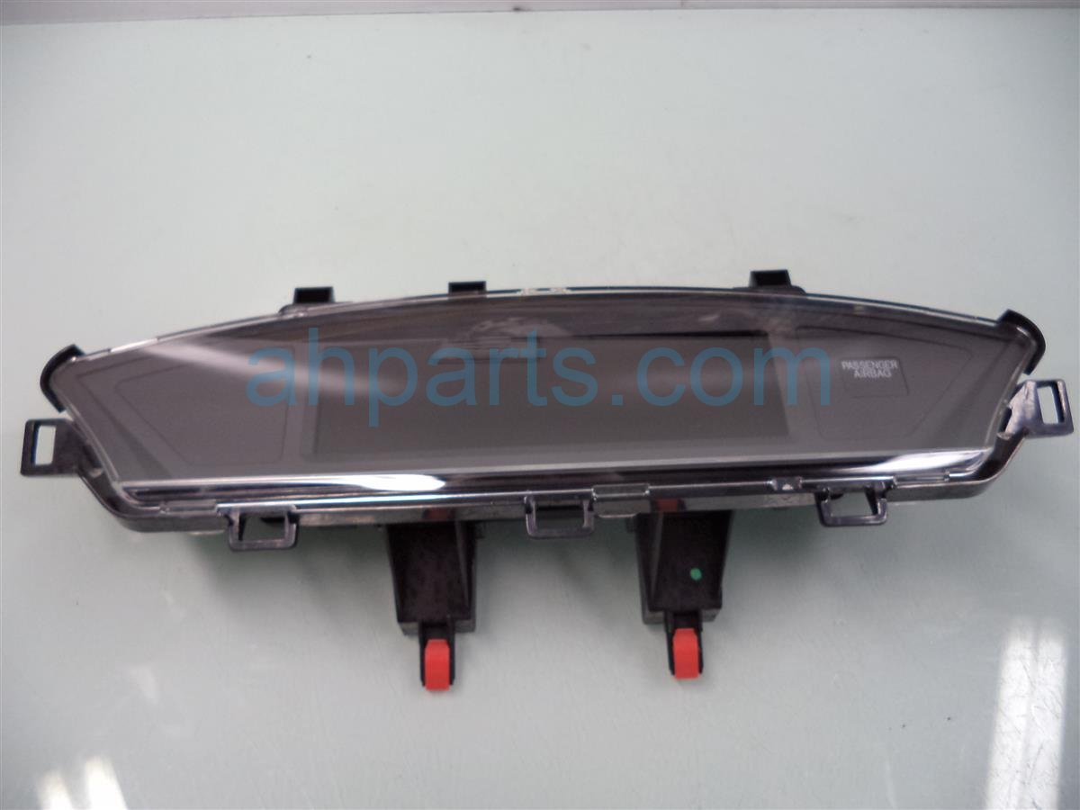 2012 Honda Pilot DISPLAY SCREEN NON NAVI 39710 SZA A21ZA 39710SZAA21ZA Replacement