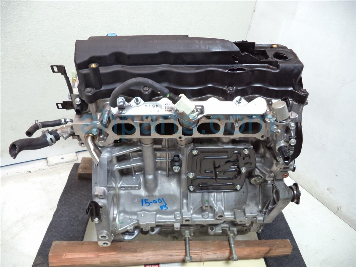 2014 Honda Civic Motor ENGINE LONGBLOCK needs welding Replacement