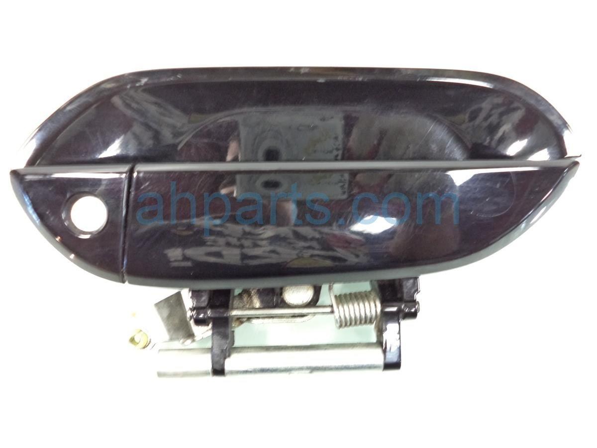 2011 Honda Insight Outside/exterior Front Driver Outside Door Handle 72180 TM8 003ZD Replacement
