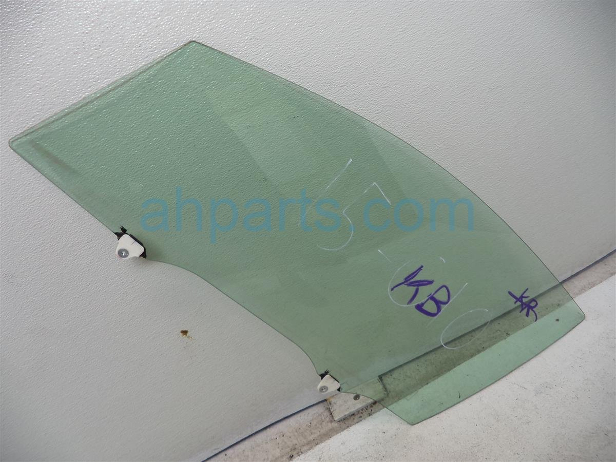 2011 Honda Insight Front driver DOOR GLASS WINDOW 73350 TM8 A00 73350TM8A00 Replacement