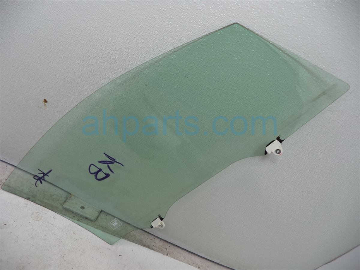 2011 Honda Insight Front Driver Door Glass Window 73350 TM8 A00 Replacement